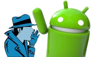 Android SMS spying