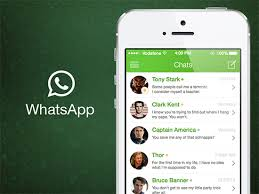 WhatsApp login details