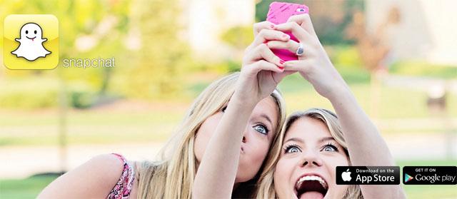 Snapchat-spying