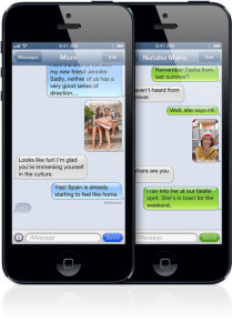 Spy-iMessage
