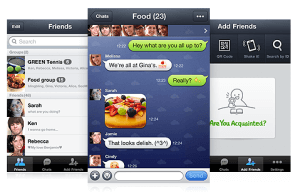 line-messenger-group-chat
