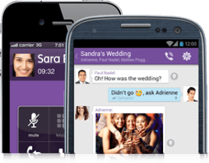 track girlfriend's Viber chats remotely