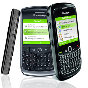 SMS Spy for Blackberry