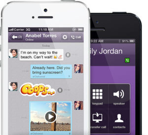 Track Viber Messages on iPhone